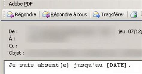 mail absence maladie bureau mail absence maladie bureau 100 images 5 conseils