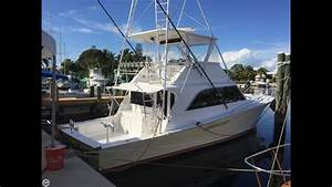 Unavailable  Used 1990 Ocean Yachts 48 Ss In Tavernier
