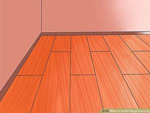 how to install pergo flooring 11 steps with pictures With how to get laminate flooring up