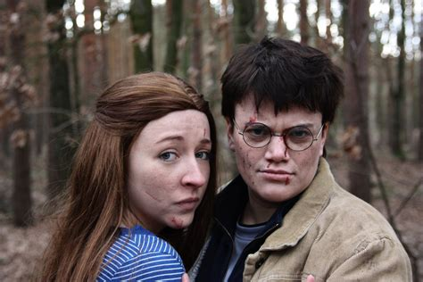 Harry And Ginny  It All Ends 72 By Larichan On Deviantart