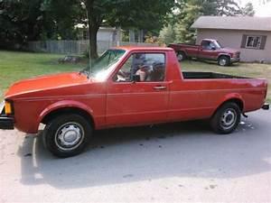 Vw Caddy Diesel : sell used 1981 volkswagen vw rabbit pickup truck caddy 5 ~ Kayakingforconservation.com Haus und Dekorationen