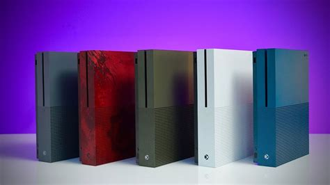 every color best xbox one s every color