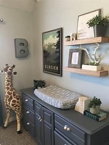 Baby Boy Room Design Ideas To The Mountains Modern Mountain Nursery Design Ideas