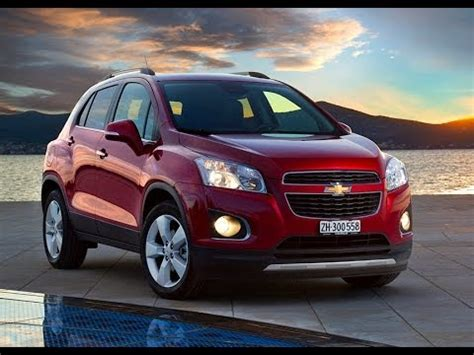 Review Chevrolet Trax by 2014 Chevrolet Trax Dealer Test Drive And Review
