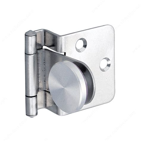 surface mount cabinet hinges surface mounted hinge for half overlay glass doors for