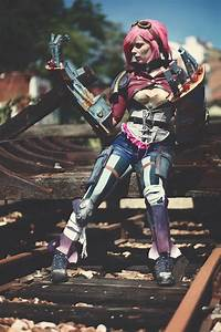 VI LoL cosplay by ThelemaTherion on DeviantArt