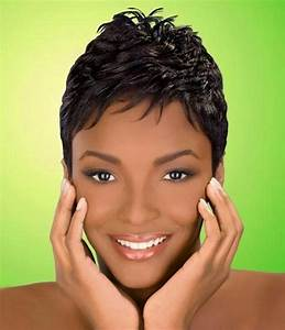 African American Short Hair Styles Hairstyle For Women Man