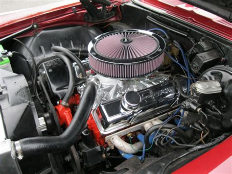 chevrolet camaro ss  kn filter kit