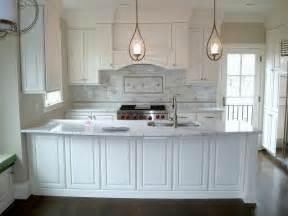 kitchen island heights arlington remodel white raised panel overlay