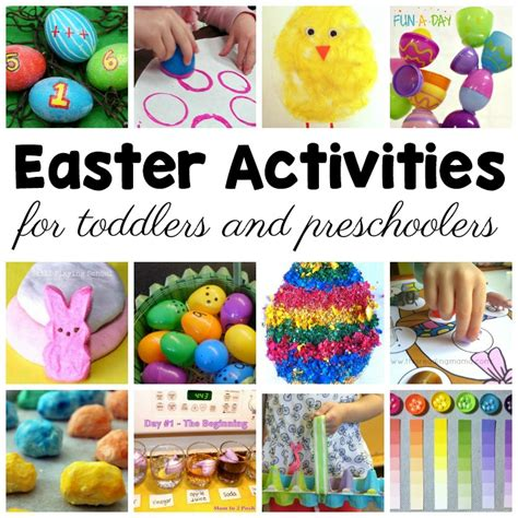 fantastic easter activities for toddlers and preschoolers 326 | 15 Easter activities for toddlers and preschoolers to make and do this spring