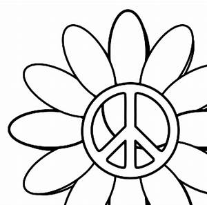 Hippie Flowers Clip Art - Cliparts.co