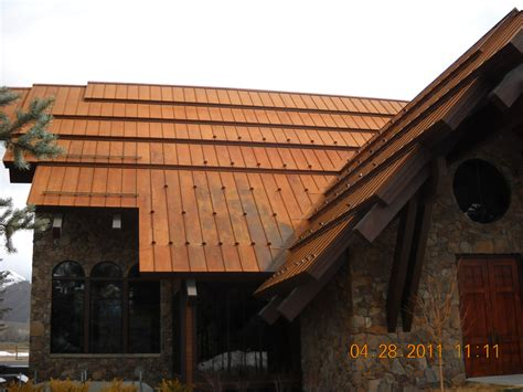 Western States Metal Decking by Snowclip Types Professional Roofing
