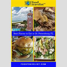 Best Places To Eat In St Petersburg, Florida By Food