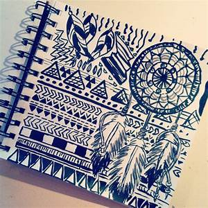 aztec drawing | craftyy 🎨 | Pinterest