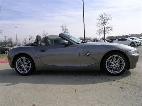 2005 Bmw Z4 Specifications by Bmw Z4 3 0i 2005 Technical Specifications Interior And