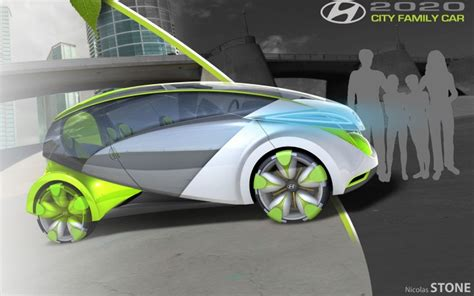Hyundai 2020 Family Car by 2020 Hyundai City Family Car Car Design