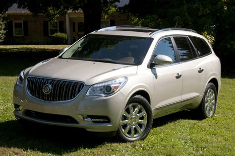 buick enclave  drive photo gallery autoblog