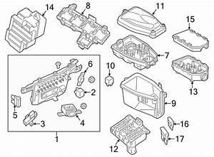 Porsche Panamera Relay Level Adjustment Compressor  Code