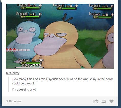 Psyduck Meme - like a boss pokemon psyduck memeaddicts