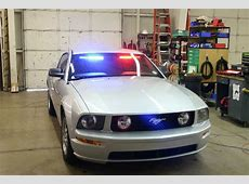 Police Package Mustang GT Ford Mustang Forum