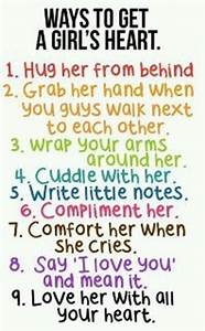 Sweet Quotes To Win A Girls Heart. QuotesGram