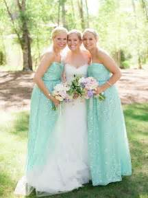 brautjungfern kleider mint wedding mint bridesmaids dresses 2038461 weddbook