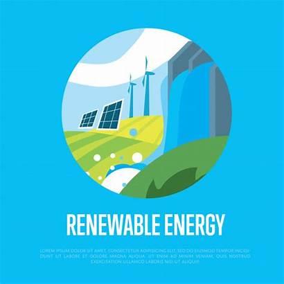 Energy Renewable Water Wind Power Sun Generation