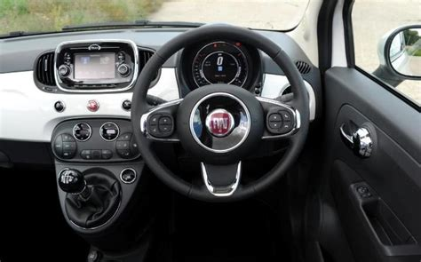 fiat 500 s interieur fiaat 500 s fleet