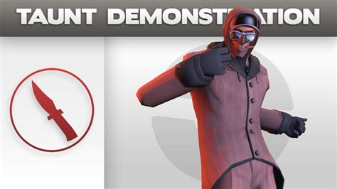 taunt replacement spy shuffle team fortress  skin mods
