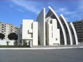 bã romã bel designer church of 2000 richard meier partners archdaily