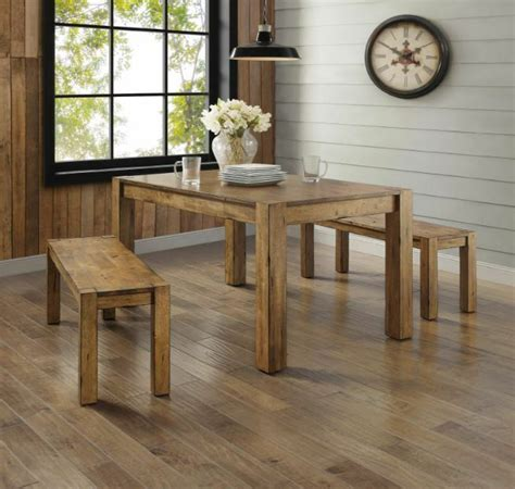 3 kitchen table dining table set for 4 rustic farmhouse kitchen table