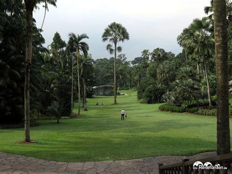 Botanischer Garten Singapur Unesco by Der Botanische Garten Singapur Reisefanten De