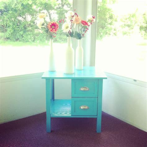 turquoise table valspar spray paint diy fun turquoise table blue spray paint kitchen colors