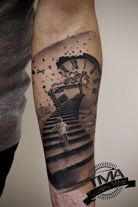 clock tattoo tatuaj ceas scari tatuaje tatuaje