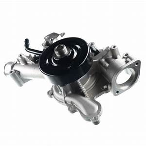 Engine Water Pump For Dodge Durango Ram 1500 2500 3500 2003