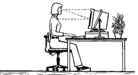 Postura Corretta In Ufficio Forniture Per Uffici Cartoleria Copisteria