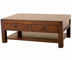 impressive wood coffee table charm handmade italian With coffee table with drawers on both sides