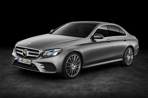 Mercedes Revela Novo Classe E Automais