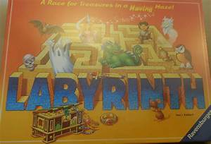 Labyrinth Board Game By Ravensburger A Review Jacintaz3