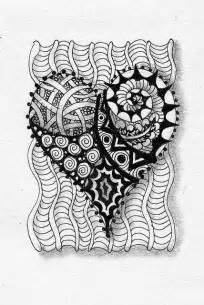 By Suzanne McNeill Zentangle