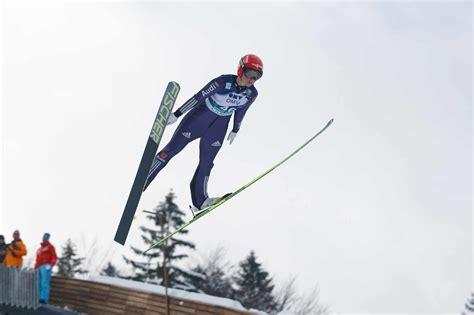 Skispringen ist die große leidenschaft von luis. FIS Weltcup Skispringen Rasnov (ROU) 2020 - DSV Skideutschland