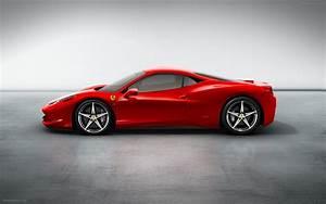 Ferrari 458 Italia 2010 Widescreen Exotic Car Wallpaper ...