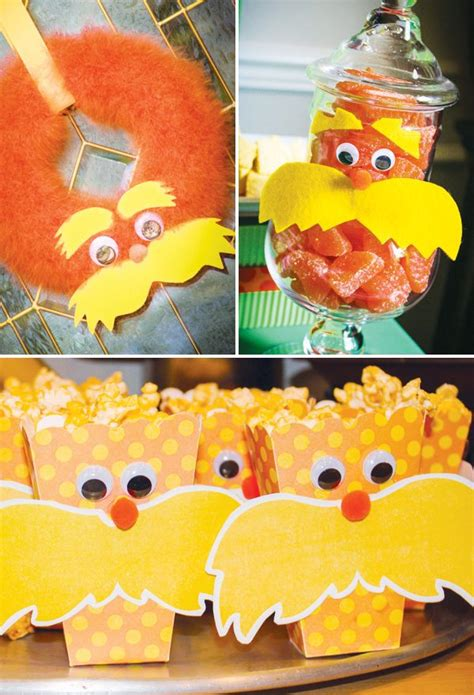 Dr Seuss Ideas  40 Fun And Fabulous Food And Crafts