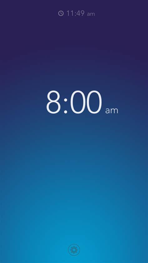 iphone screen timeout rise a beautiful iphone alarm clock