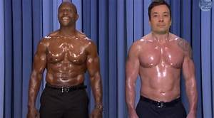 Terry Crews and Jimmy Fallon's Epic Nip-Synching Rendition ...