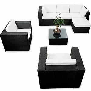 Lounge Garnitur Terrasse : reduziert rattan sets und weitere gartenm bel g nstig online kaufen bei m bel garten ~ Markanthonyermac.com Haus und Dekorationen