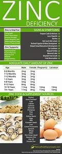 Do you have Zinc Deficiency? Check out this this infographic on zinc ...  Fibromyalgia Lemon Balm