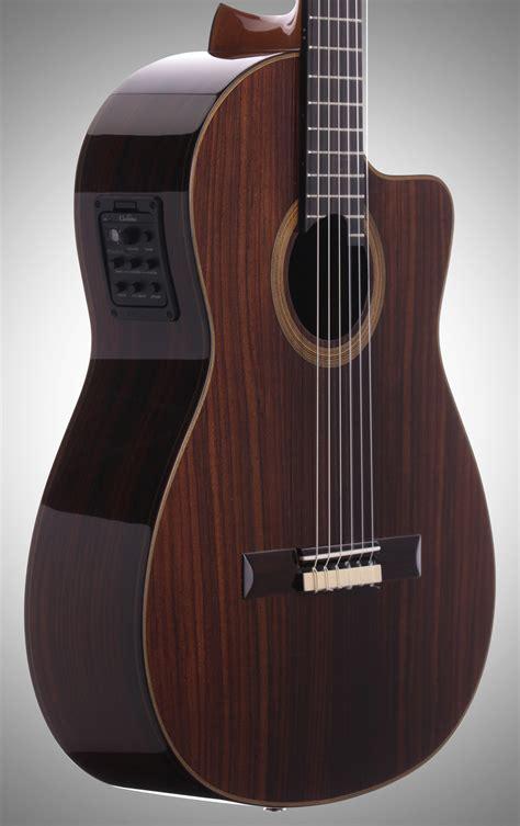 Cordoba Fusion 12 Rose Classical Acoustic-Electric Guitar ...
