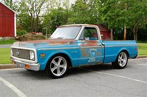 1972 Chevy Parts Truck