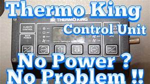 Thermo King Apu Control Box - No Power
